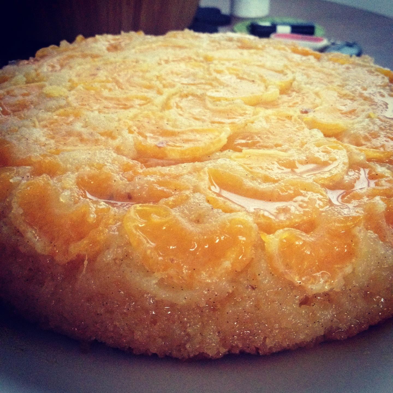 Mandarin cake recipe fresh mandarins