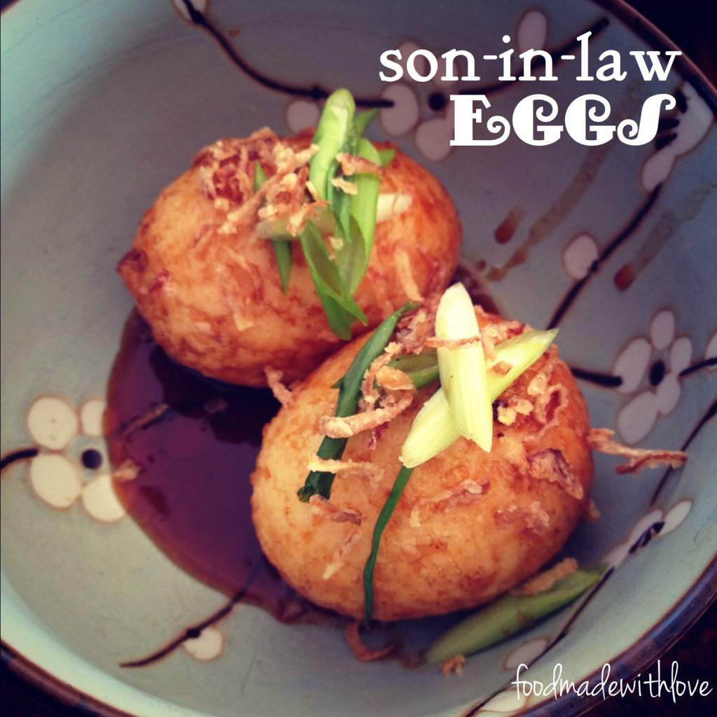 Son-in-law Eggs