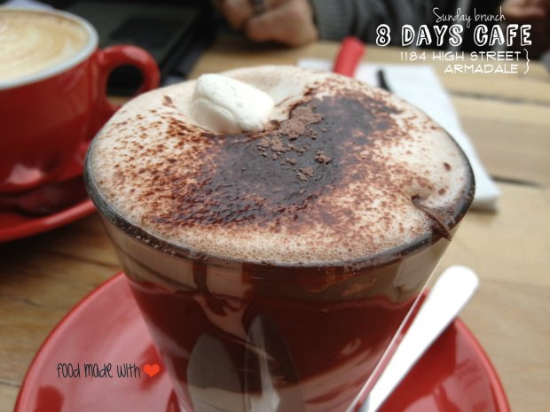 8 Days Cafe - Armadale