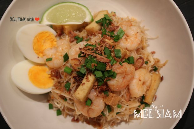 how to make mee siam