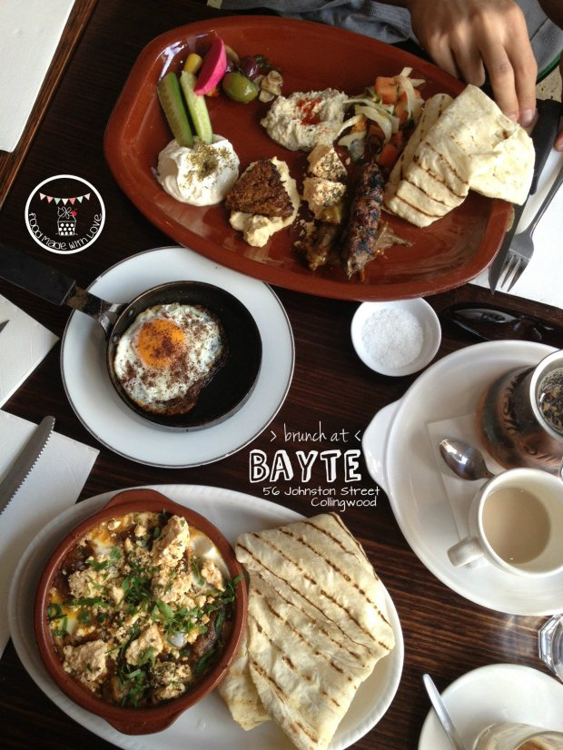 Brunch at Bayte