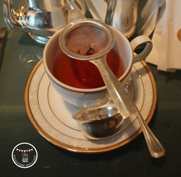 Paris tea